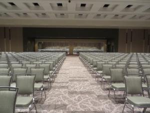 Ballrooms ABC & E  at the Washington State Convention Center, Seattle