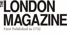 London Magazine Logo