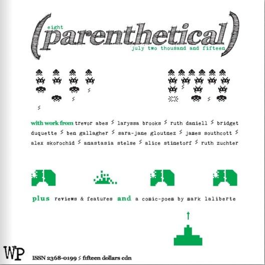 parenthetical issue eight