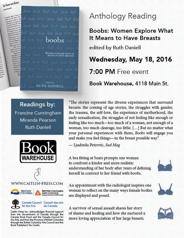 Boobs Book Warehouse Reading3