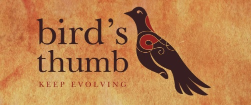 Bird's Thumb_logo